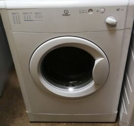 INDESIT 6KG VENTED TUMBLE DRYER IN GOOD WORKING ORDER