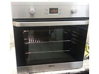 FABULOUS,BEKO STAINLESS STEEL,ELECTRIC FAN OVEN/GRILL. PERFECT THROUGHOUT