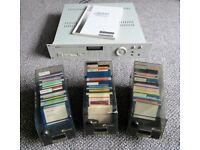 Akai S2000 Midi Digital Sampler and Disks