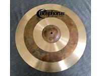 "Crash Cymbal - Bosphorus Antique 18"" Crash Cymbal."