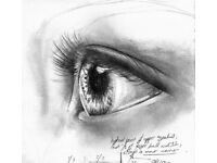 SPECIAL OFFER!! DRAWING|PAINTING TUITION NORTHWEST LONDON **NOW £24PH!!**