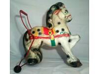 Vintage Horse Walker/Toy