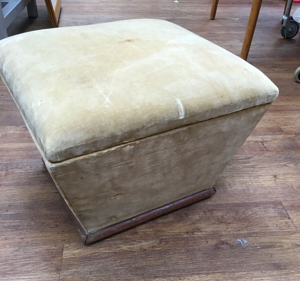Antique Ottoman Stool Only 163 20 In Brixton London Gumtree