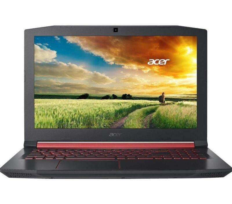 Acer-Nitro-5-15.6-Gaming-Laptop-AMD-Ryzen-5-2500U-2GHz-8GB-Ram-1TB-HDD-W10H