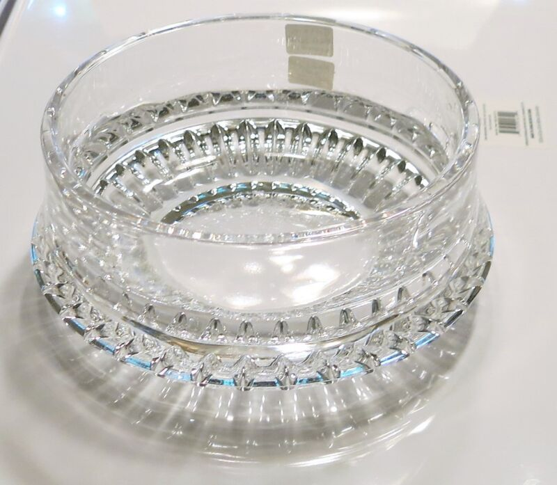"GORHAM 24% LEADED CRYSTAL 6"" BOWL, Candy Dish"