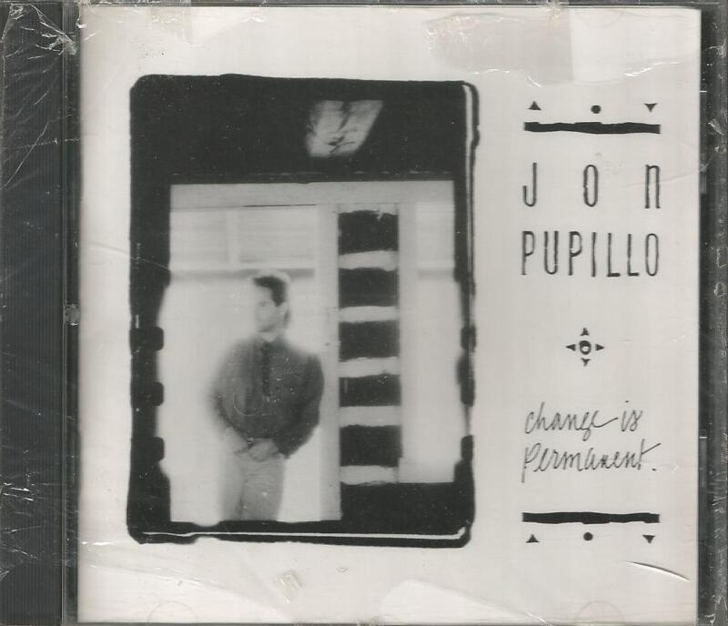 Jon Pupillo Change Is Permanent CD