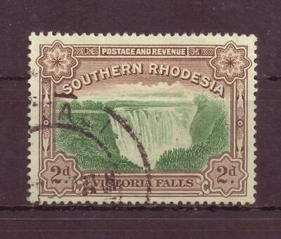 Southern Rhodesia, Victoria Falls, Used, 1932, OLD
