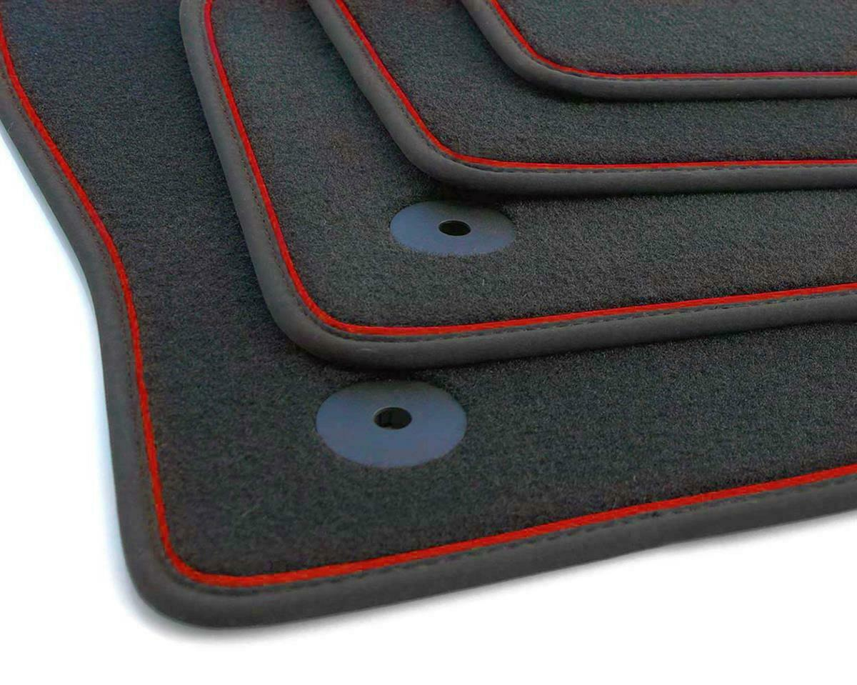 NEU Fußmatten Seat Arona ab 2017 FR Tuning Original Premium Qualität Autoteppich
