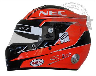 Esteban Ocon 2017 Season Formula 1 F1 Replica Helmet Scale 1:1 Helm Casque Casco for sale  Hollywood