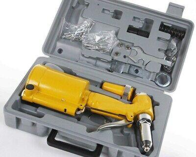 New Pneumatic Air Hydraulic Pop Rivet Gun Riveter Riveting Tool Wcase