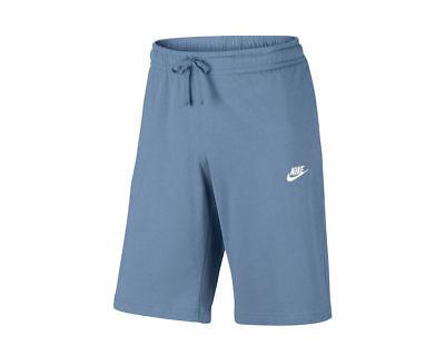 - NWT Nike Mens Jersey Club Shorts Sky Blue 804419-436 XS casual training shorts