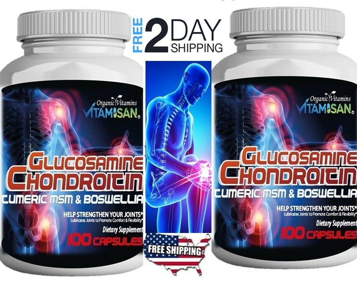 glucosamine chondroitin triple strength 240 caplets 1