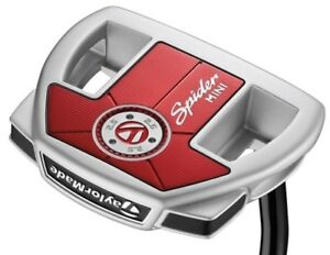 TaylorMade 2018 Spider Mini Putter (Brand New)