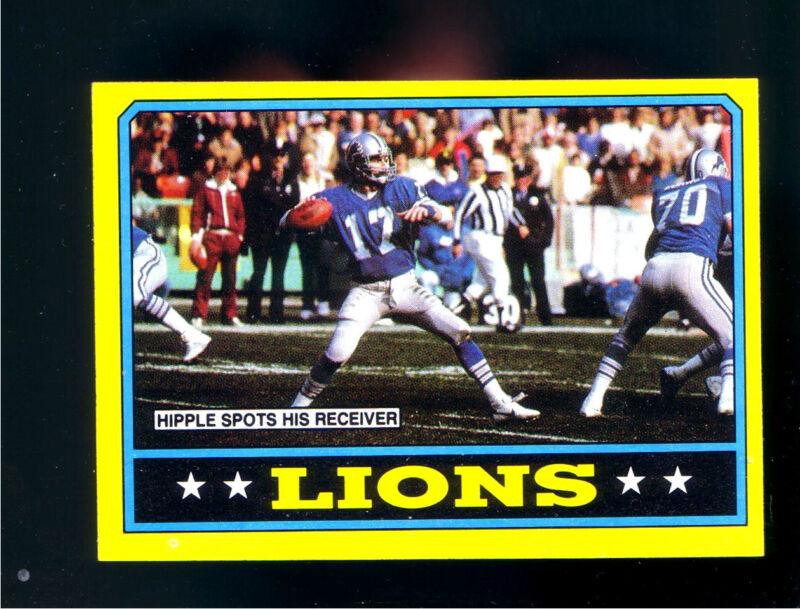 Detroit Lions Football Logo Vinyl Decal Sticker 77072