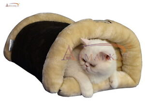 Promotion-for-New-Style-Armarkat-Cat-Dog-Pet-bed-house-Mocha-Beige-C16HKF-MH