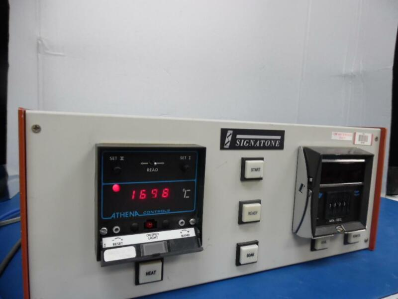 SIGNATONE S-1041/5D1 WAFER PROBE TEST STATION CONTROLLER