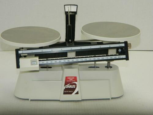 NEW Harvard Trip Ohaus Balance Scale 1400/1500 Series 2kg - 5lb Capacity