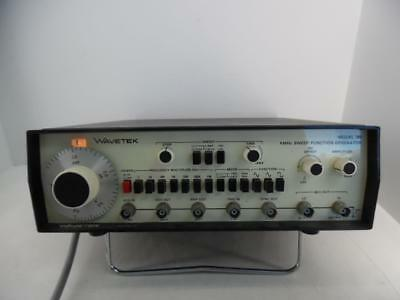 Wavetek 188 4mhz Sweep Function Generator