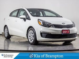 2017 Kia Rio LX+. CLEAR-OUT! HTD SEATS. BLUETOOTH. WINTER TIRES