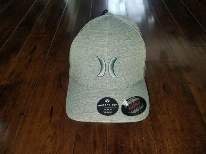 Hurley Cutback Nike Dri-Fit Surfing Flex Hat Cap L/XL NEW!!!