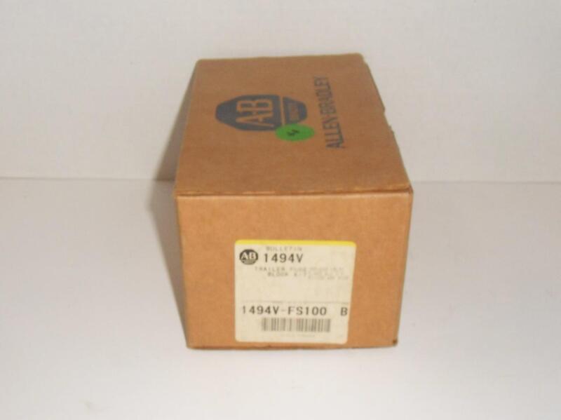 Allen Bradley 1494V Trailer Fuse Block Kit