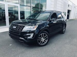 2017 Ford Explorer Sport TOIT PANO NAV CAMERA DE RECUL ANGLES MO