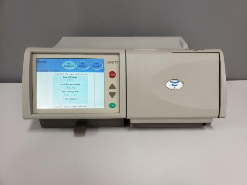 Fresenius Liberty Cycler 180111 Peritoneal Dialysis Machine V2.8.5 with Warranty