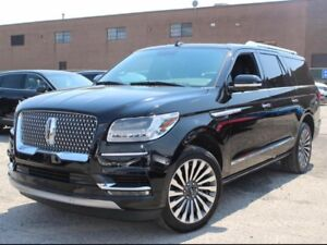 2018 Lincoln Navigator Long Wheelbase Reserve