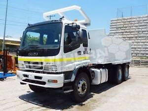 ISUZU FVZ1400 275HP Tipper Truck / Rigid Truck Mine Spec Sydney City Inner Sydney Preview