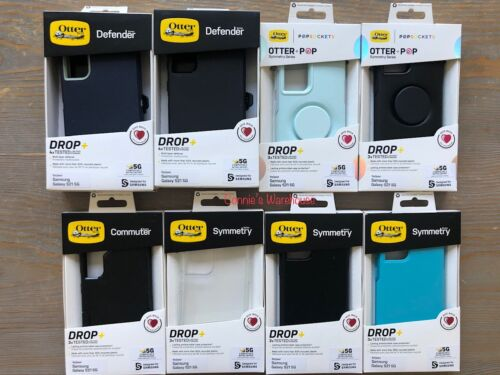 Otterbox Samsung Galaxy S21, S21+ (plus), or S21 Ultra Cases