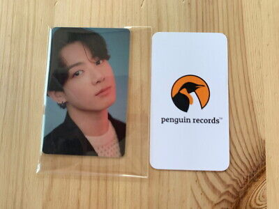 HYBE INSIGHT OFFICIAL PHOTO TICKET JUNGKOOK