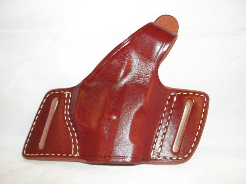 Holster Colt Kimber S&W Springfield Taurus 1911 Brown Leather