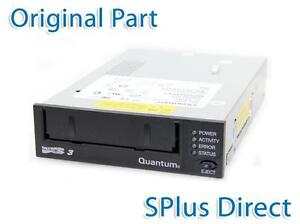 New Original Dell PowerVault 110T Quantum TC-L32AX Ultrium 3 Tape Drive PH0HV