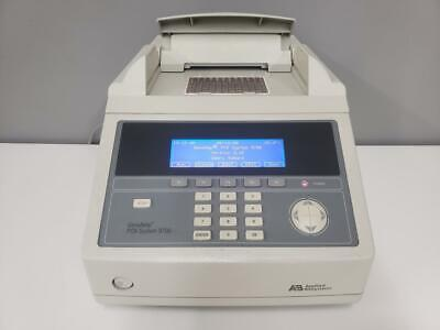 Applied Biosystems Geneamp Pcr Thermal Cycler System 9700 N8050200 96 Well