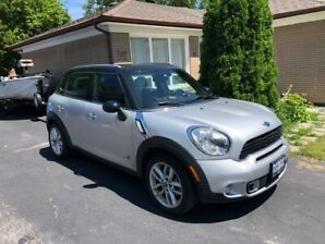 Mini Countryman ALL4 (2012)