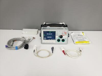 Zoll E Series Biphasic 12 Lead Ecg Spo2 Co2 Analyze Pacing Aed Etco2 Als