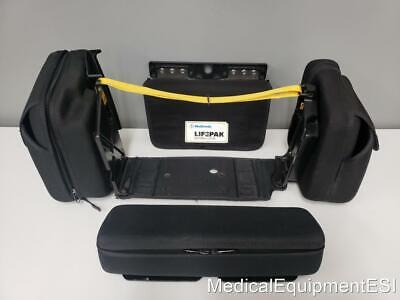 Oem Physio Control Lifepak 12 Hard Carrying Case 11260-000030 Medtronic
