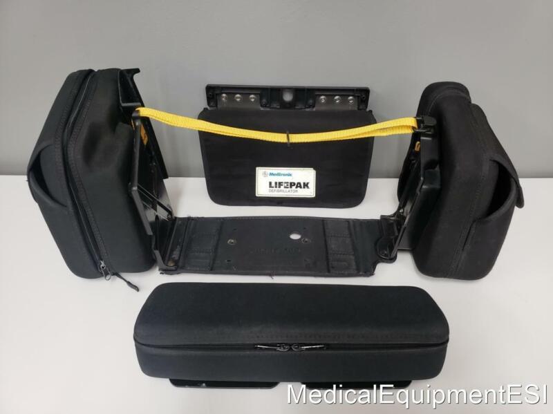 OEM Physio Control Lifepak 12 Hard Carrying Case 11260-000030 medtronic