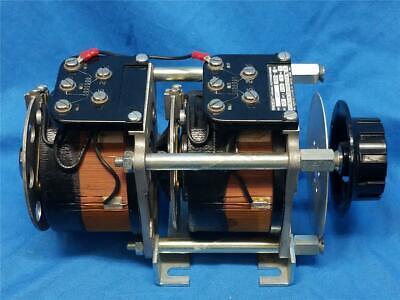 Powerstat Variable Autotransformer Part 21-2 120v In 0-140v Out 5 Amp .70kva