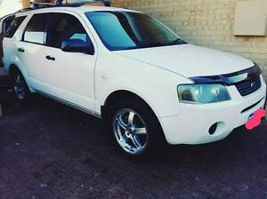 2006 Ford Territory Wagon Belmont Belmont Area Preview