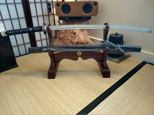 Katana for Tameshigiri or Decoration