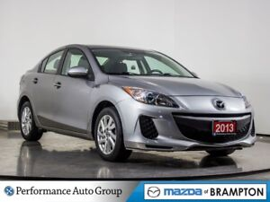 2013 Mazda Mazda3 GS-SKY. BUCKETS. BLUETOOTH. KEYLESS. ALLOYS