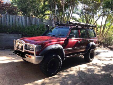 1992 Toyota 80 series Landcruiser Coes Creek Maroochydore Area Preview