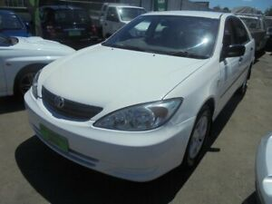 2003 Toyota Camry MCV36R Altise White 4 Speed Automatic Sedan Punchbowl Canterbury Area Preview