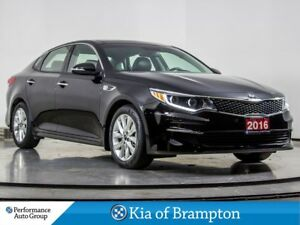 2016 Kia Optima EX. TECH. NAVI. ROOF. LEATHER. CAMERA. ALLOYS