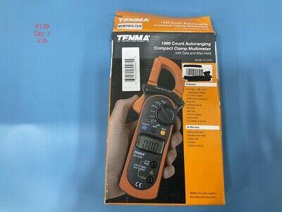 Tenma Compact Digital Clamp Meter 72-7218