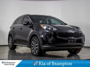 2017 Kia Sportage EX. TECH. NAVI. LEATHER. ROOF. PREMIUM AUDIO