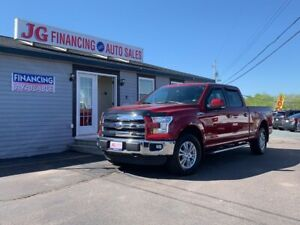 2016 Ford F-150 Lariat Fully Loaded