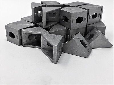Cast Corner Bracket for Aluminum Extrusion (Pack of 10)
