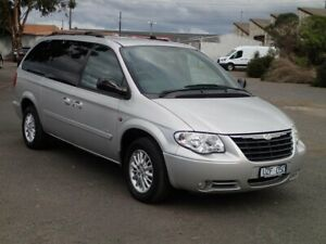 2007 Chrysler Grand Voyager RG 05 Upgrade Limited Silver 4 Speed Automatic Wagon Braybrook Maribyrnong Area Preview